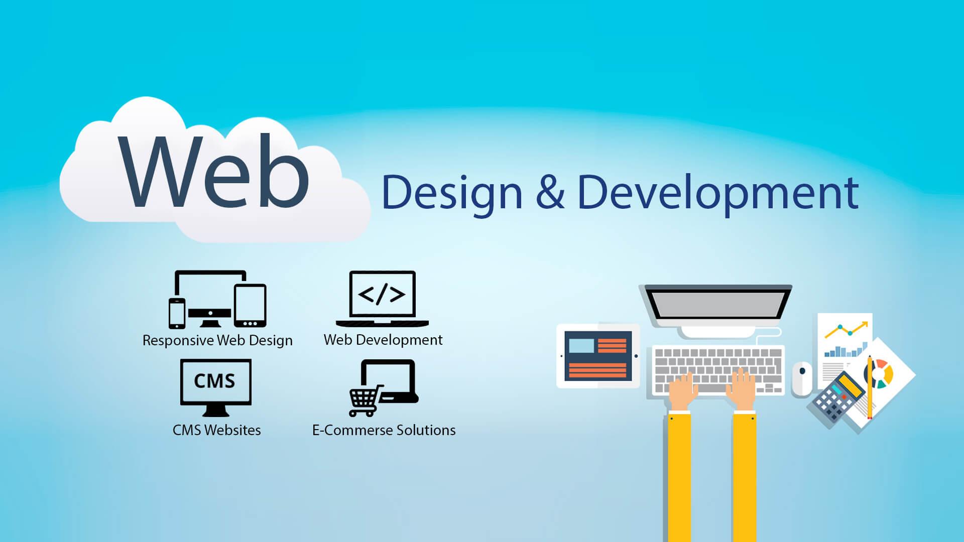 Website Design & Development in India