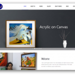Best Artist Website Design in Delhi, Noida, Gurgaon , Faridabad, Ghaziabad