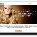 Salon Website Design in Delhi NCR, Noida, Ghaziabad, Gurgaon, Faridabad