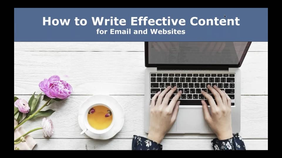 How to Write More Effective Email and Web Content