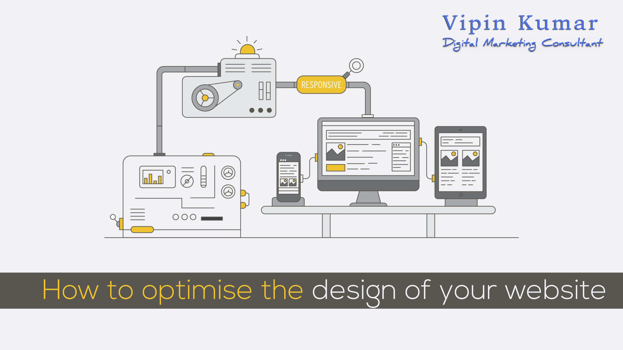 How to optimise the design of your website